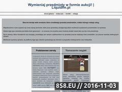 Miniaturka domeny liquidfm.pl