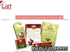 Miniaturka domeny listodmikolaja.eu