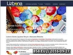 Miniaturka domeny lizbona.edu.pl