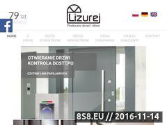 Miniaturka domeny lizurej.pl