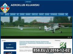 Miniaturka lke.aeroklubkujawski.pl (Testy LKE Dla pilotów)