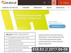 Miniaturka domeny localize.pl