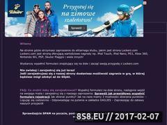 Miniaturka domeny lockerz-zaproszenie.xlx.pl