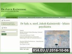 Miniaturka domeny www.lodzpsychiatra.pl