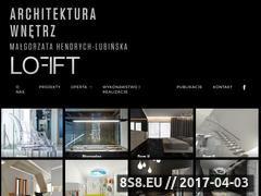 Miniaturka domeny lofft.com.pl