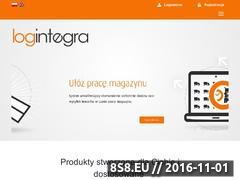 Miniaturka domeny logintegra.com