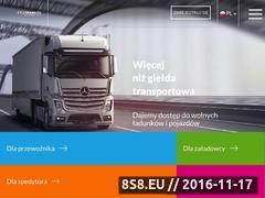 Miniaturka domeny logintrans.com.pl