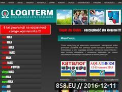 Miniaturka domeny logiterm.pl