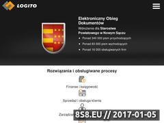 Miniaturka domeny www.logito.pl