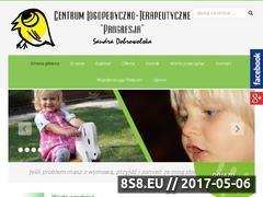 Miniaturka Informacje o logopedzie w Łodzi (logodob.pl)