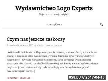 Zrzut strony Projektowanie logo, identyfikacja wizualna firm