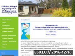 Miniaturka domeny www.logopeda-jozefow.pl