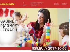 Miniaturka logopeda-terapeuta-nowysacz.pl (Terapia pedagogiczna Nowy Sącz)