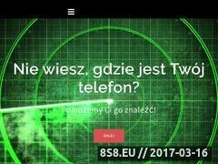 Miniaturka lokalizator-telefonu-online.pl (Aplikacja do lokalizacji telefonu)