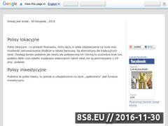 Miniaturka domeny lokatybezbelki.w.interia.pl