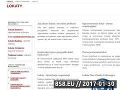 Miniaturka domeny lokatywbanku.pl