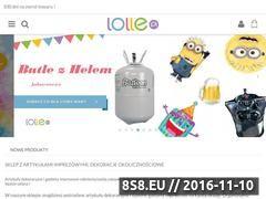 Miniaturka domeny lolle.pl