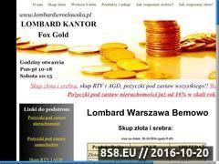 Miniaturka domeny lombardwroclawska.pl