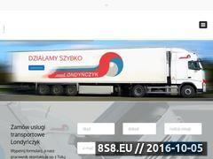 Miniaturka Przeprowadzki i transport do Anglii i Polski (londynczyk.eu)