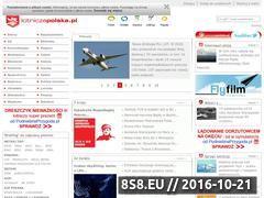 Miniaturka lotniczapolska.pl (Lotnicza Polska - lotniczy serwis informaczjny)