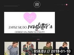 Miniaturka louboutique.pl (Sukienki codzienne)