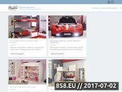 Miniaturka lozka-pietrowe.com.pl (Łóżka piętrowe młodzieżowe nowoczesne)