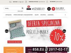Miniaturka domeny www.lozkoholicy.pl