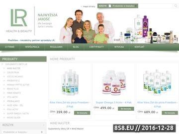 Zrzut strony Naturalne kosmetyki, suplementy diety i perfumy