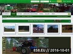 Miniaturka www.ls-forum.eu (Centrum modyfikacji do gry)