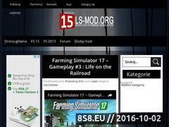 Miniaturka domeny ls-mod.org