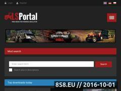 Miniaturka domeny ls-portal.eu