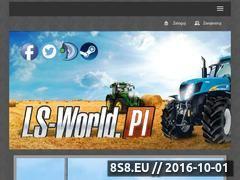 Miniaturka domeny www.ls-world.pl