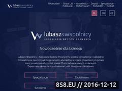 Miniaturka domeny lubasziwspolnicy.pl