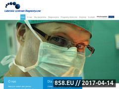 Miniaturka domeny www.lubelskiecentrumdiagnostyczne.pl