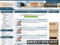 Miniaturka domeny www.lubiniak.pl