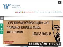 Miniaturka lublin.wspkorczak.eu (WSP im. J. Korczaka w Lublinie)