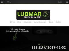 Miniaturka www.lubmar-odblaski.pl (Odblaski i odzież ostrzegawcza)