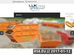 Miniaturka domeny www.luk-pol.pl