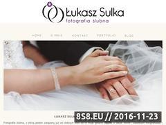 Miniaturka domeny www.lukaszsulka.com