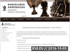 Miniaturka domeny lukaszswiderek.pl