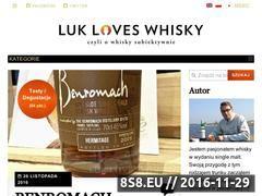 Miniaturka domeny lukloveswhisky.pl