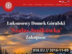 Miniaturka domeny luksusowydomek.pl