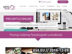 Miniaturka domeny lumabook.pl