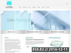 Miniaturka domeny www.lustral.pl