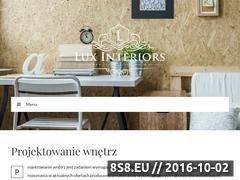Miniaturka Projektowanie wnętrz (luxinteriors.com.pl)
