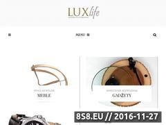 Miniaturka domeny luxlife.pl