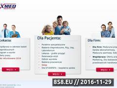 Miniaturka domeny luxmedlublin.pl