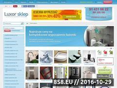 Miniaturka domeny www.luxor-szczecin.pl