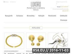 Miniaturka domeny www.luxoro.pl
