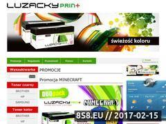 Miniaturka domeny luzacky.pl